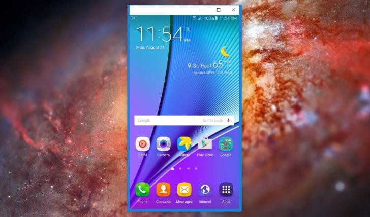 Vysor mette il vostro Android in una finestra del PC (video)
