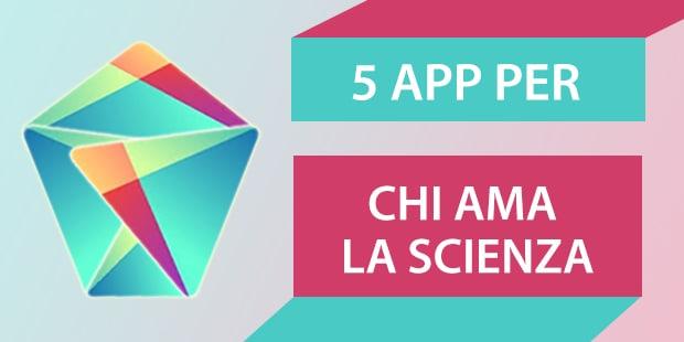 Migliori app android Scienze