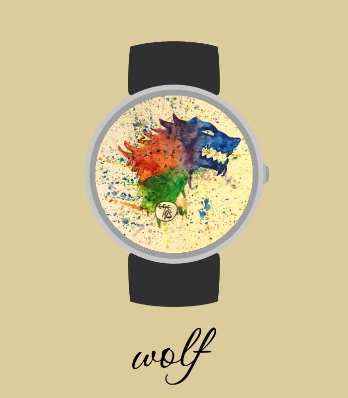 AQUAPIXEL, la raccolta di watchface per veri artisti (foto)