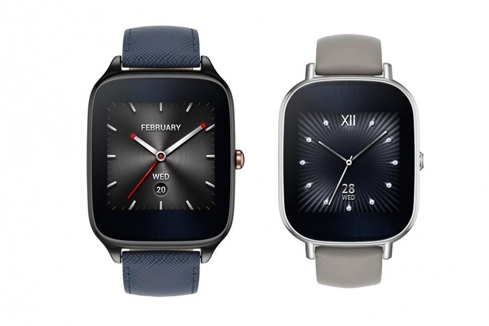 ASUS ZenWatch 2 è lo smartwatch più personalizzabile (foto)