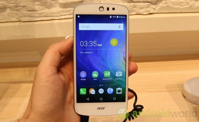 Acer Liquid Z630 - Z530 - Z330 - 4