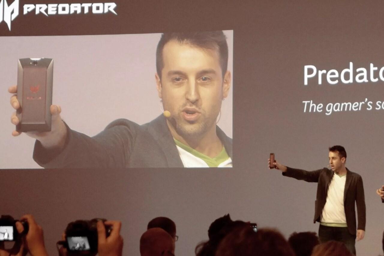 Acer Predator 6 è lo smartphone deca-core con 4 GB di RAM dedicato ai gamer
