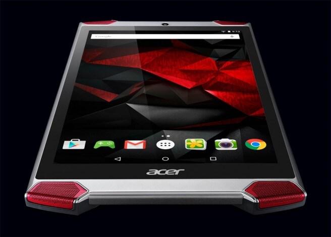 Acer Predator 8 GT-810 render - 1