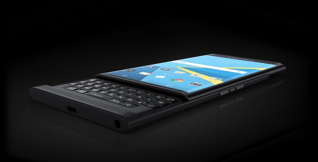BlackBerry Priv è sempre più bello, anche nei primi render ufficiali (foto)