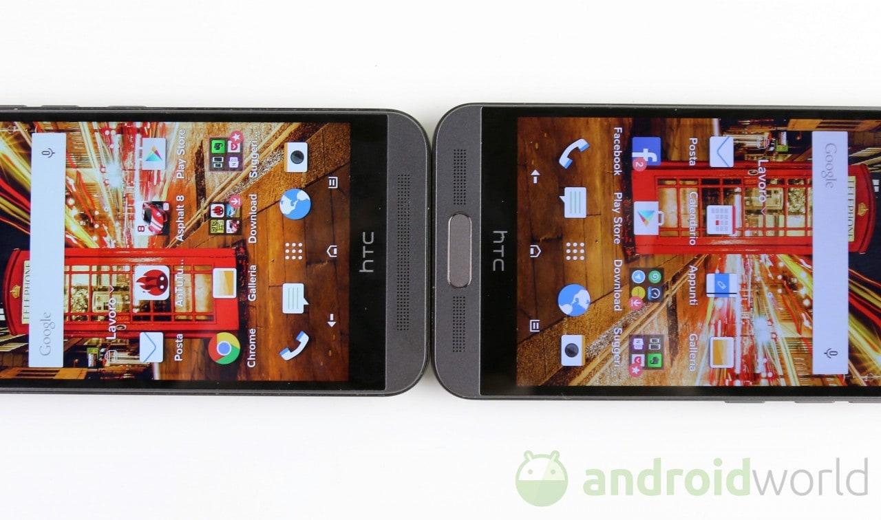 HTC One M9 vs One M9+, il nostro confronto (foto e video)