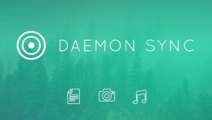 DAEMON Sync head