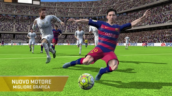 FIFA 16 Ultimate Team Android Screen - 2