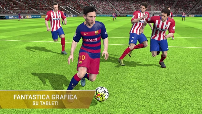 FIFA 16 Ultimate Team Android Screen - 4