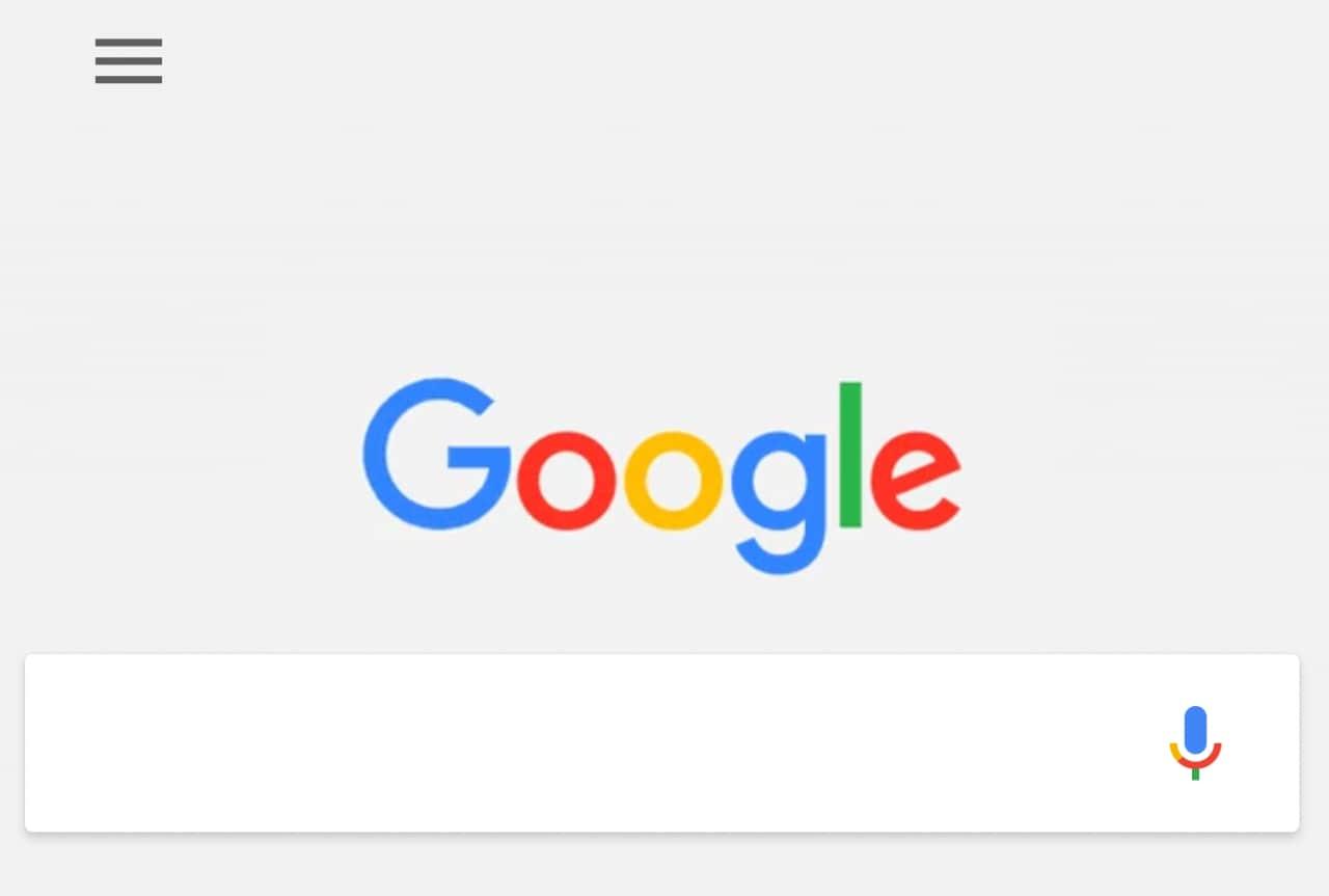 Google App ha una nuova icona e un nuovo look (download apk)