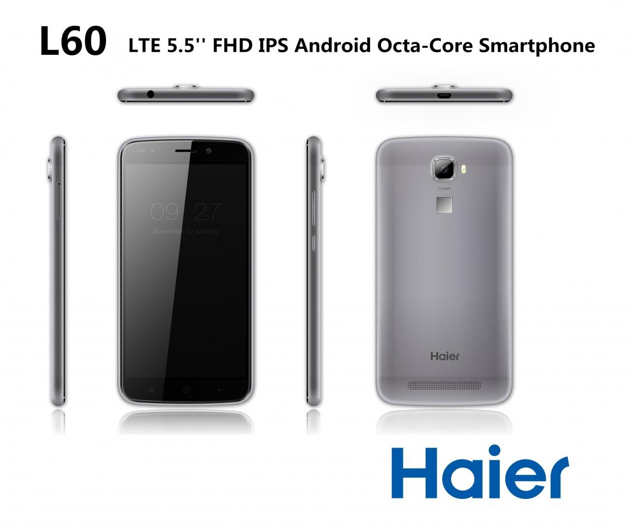 Da Haier cinque smartphone Android per tutte le esigenze