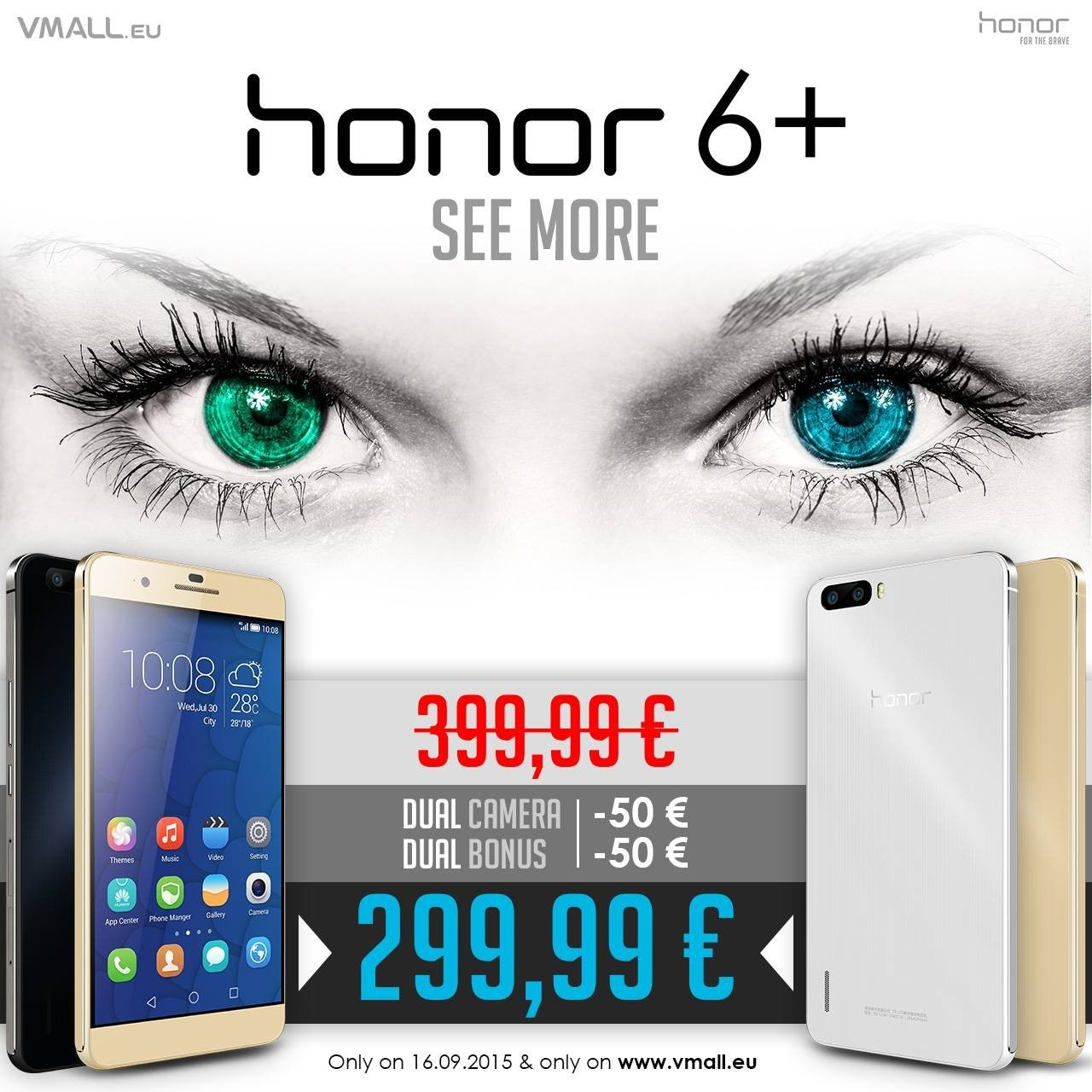 Honor 6 plus offerta
