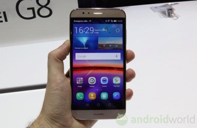 Huawei G8 - 1