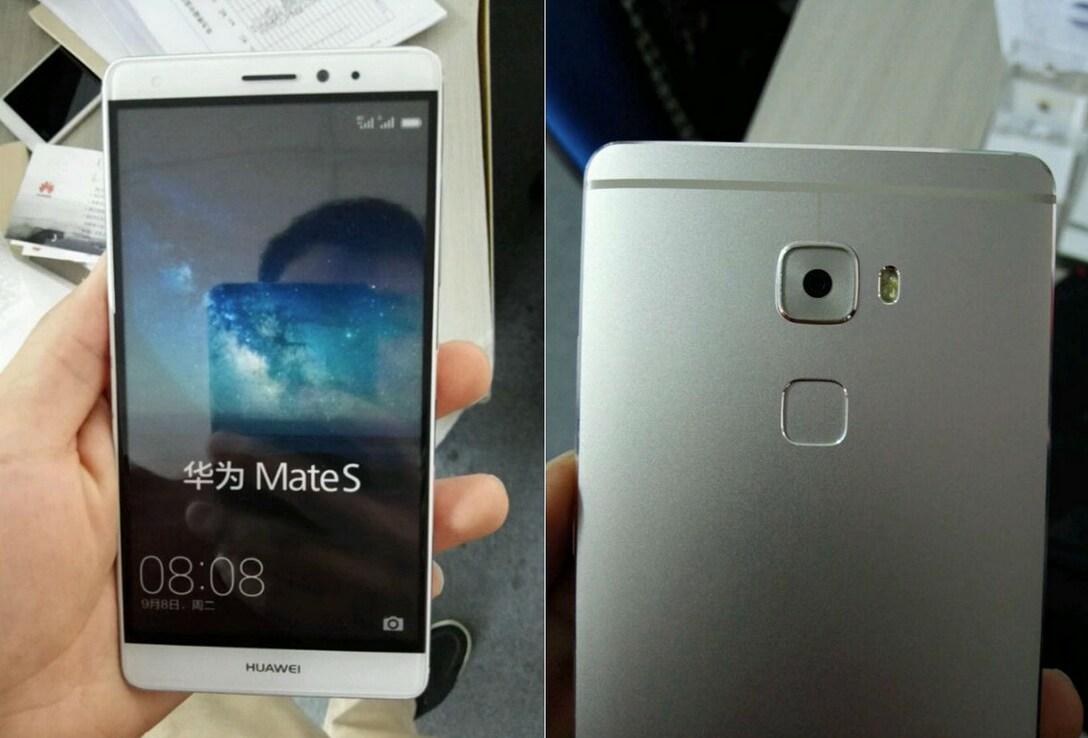 Huawei Mate S Copertina
