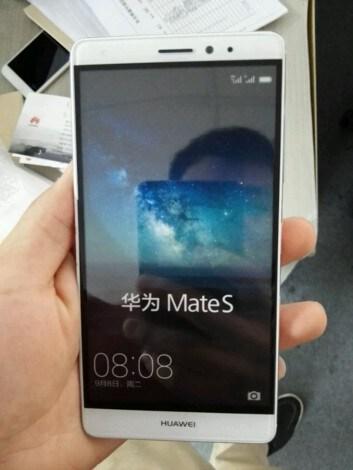 Huawei Mate S leak - 1