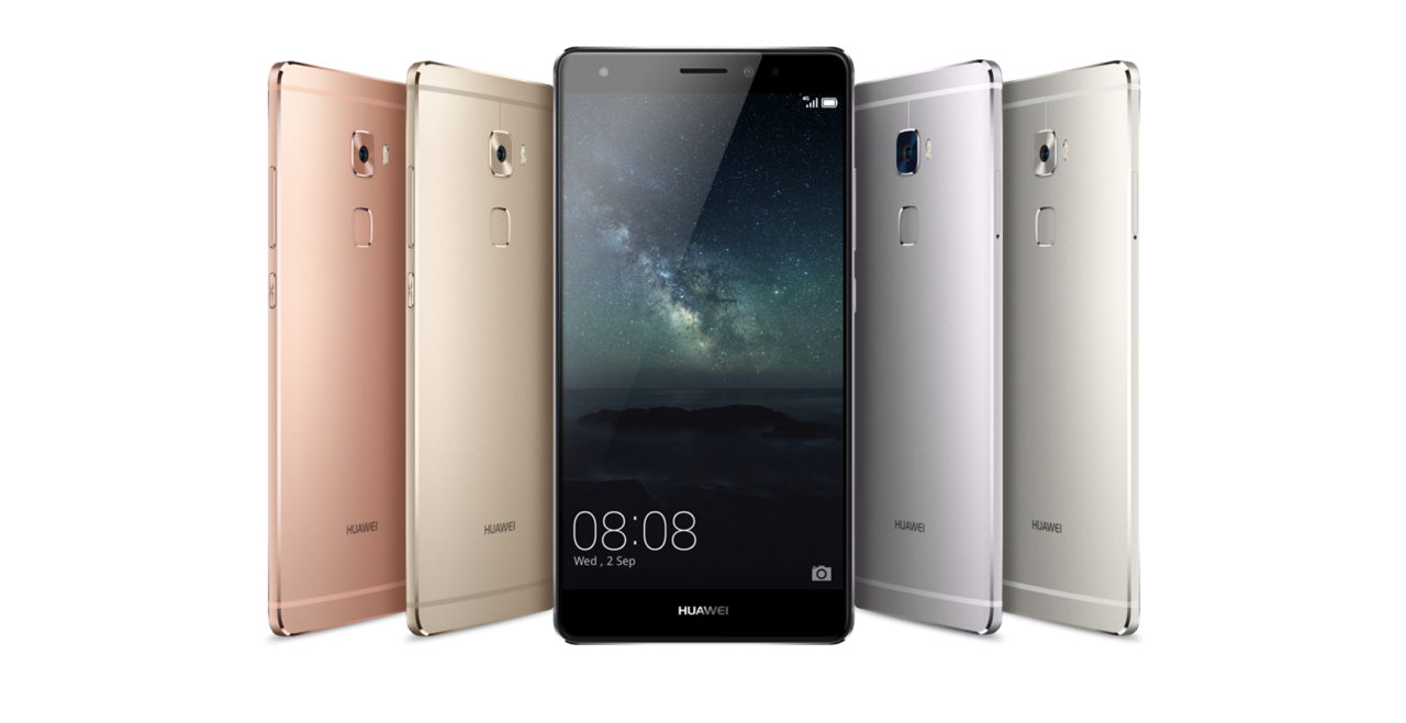 """Huawei Mate S ufficiale: display 5,5"""" con Force Touch, corpo metallico e water resistant"""