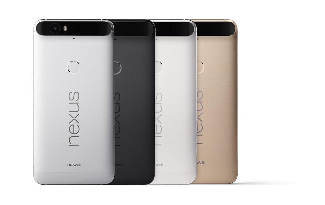 Huawei Nexus 6P - 8
