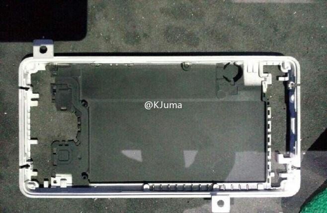 Meizu MX5 Pro scocca - 1
