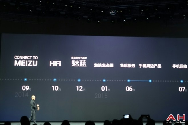 Meizu Pro 5 presentazione - 1