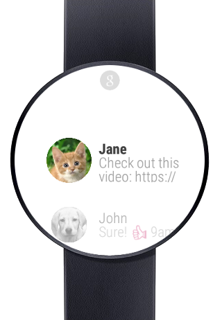 Messages for Android Wear (1)