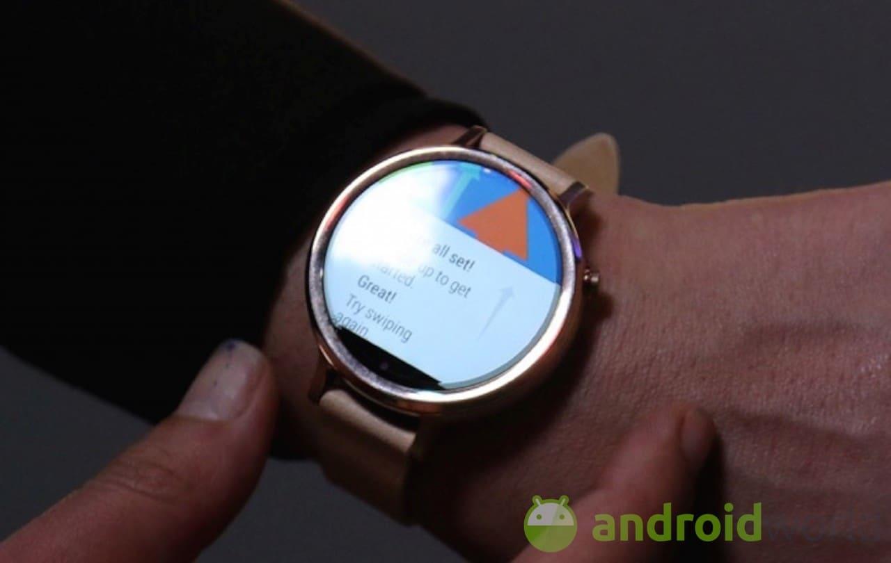 Motorola Connect ora supporta il nuovo Moto 360 e ha una nuova UI