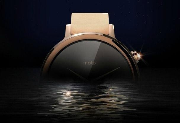 Motorola Moto 360 (2015) ufficiale
