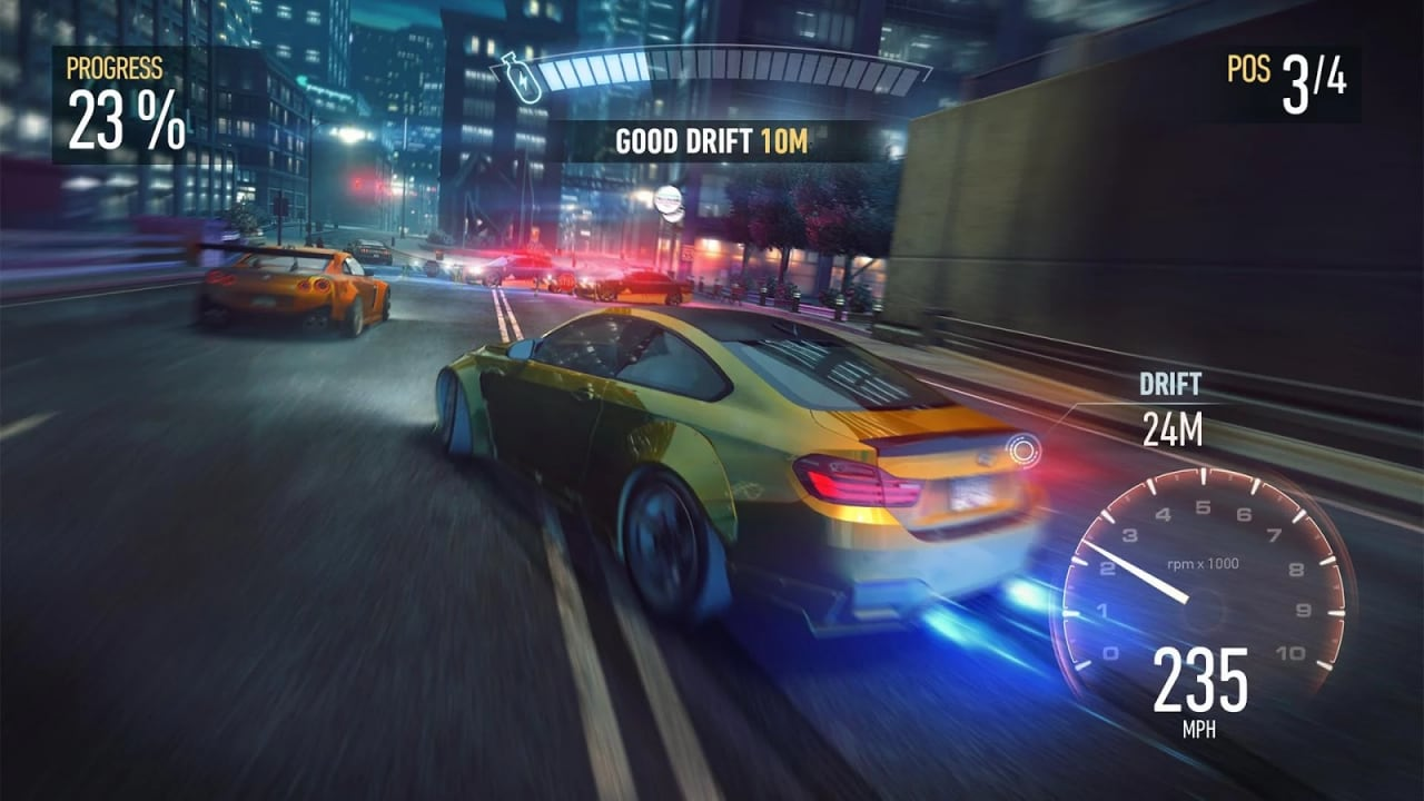 Need for Speed No Limits Play Store - 5