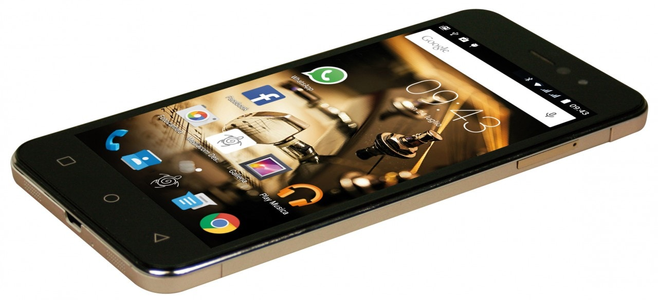 PhonePad DUO X525U_4Gold