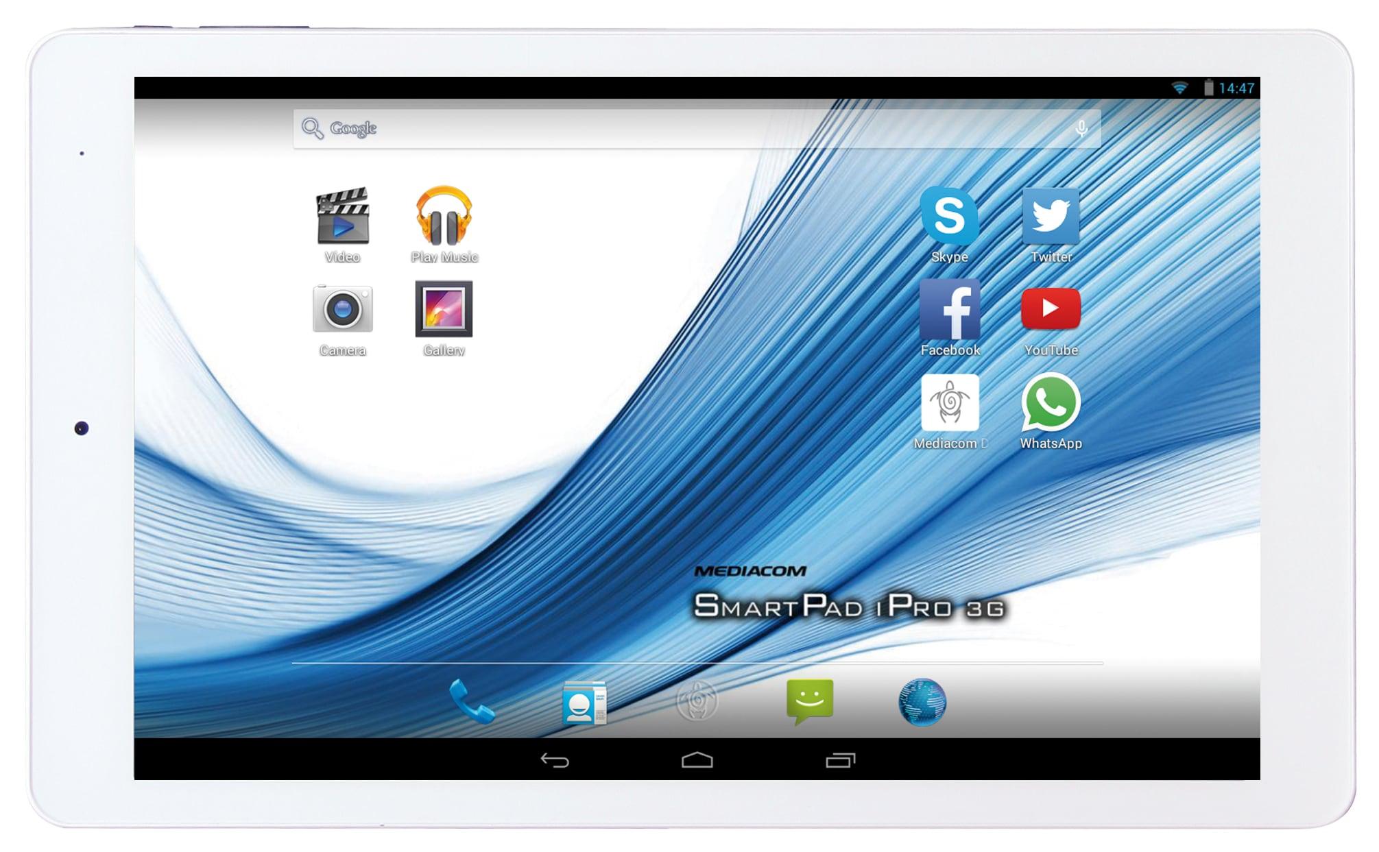 Mediacom Smartpad Ipro I Tablet Economici Con Soc Intel