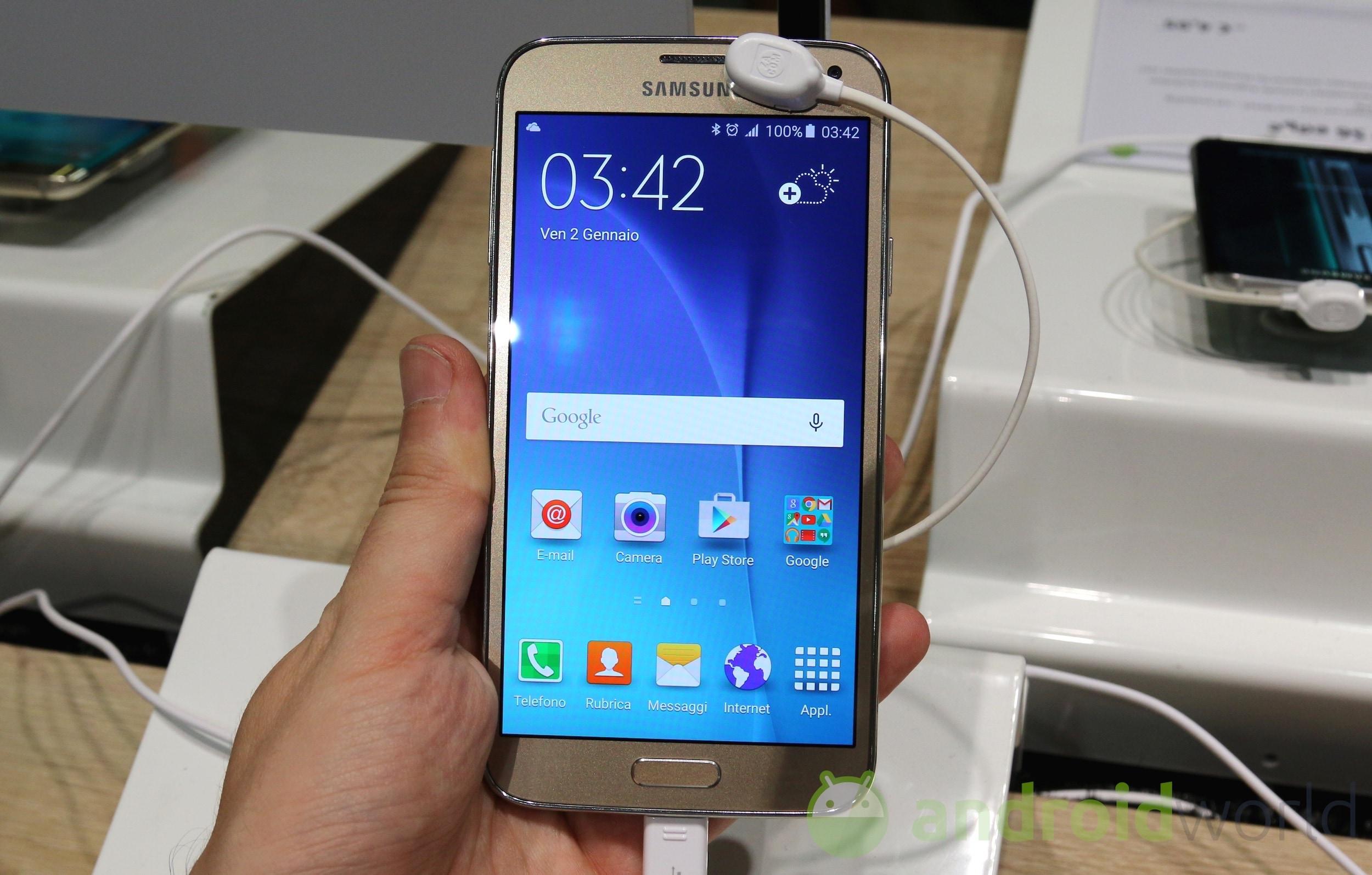 Samsung Galaxy S5 Neo 1 2