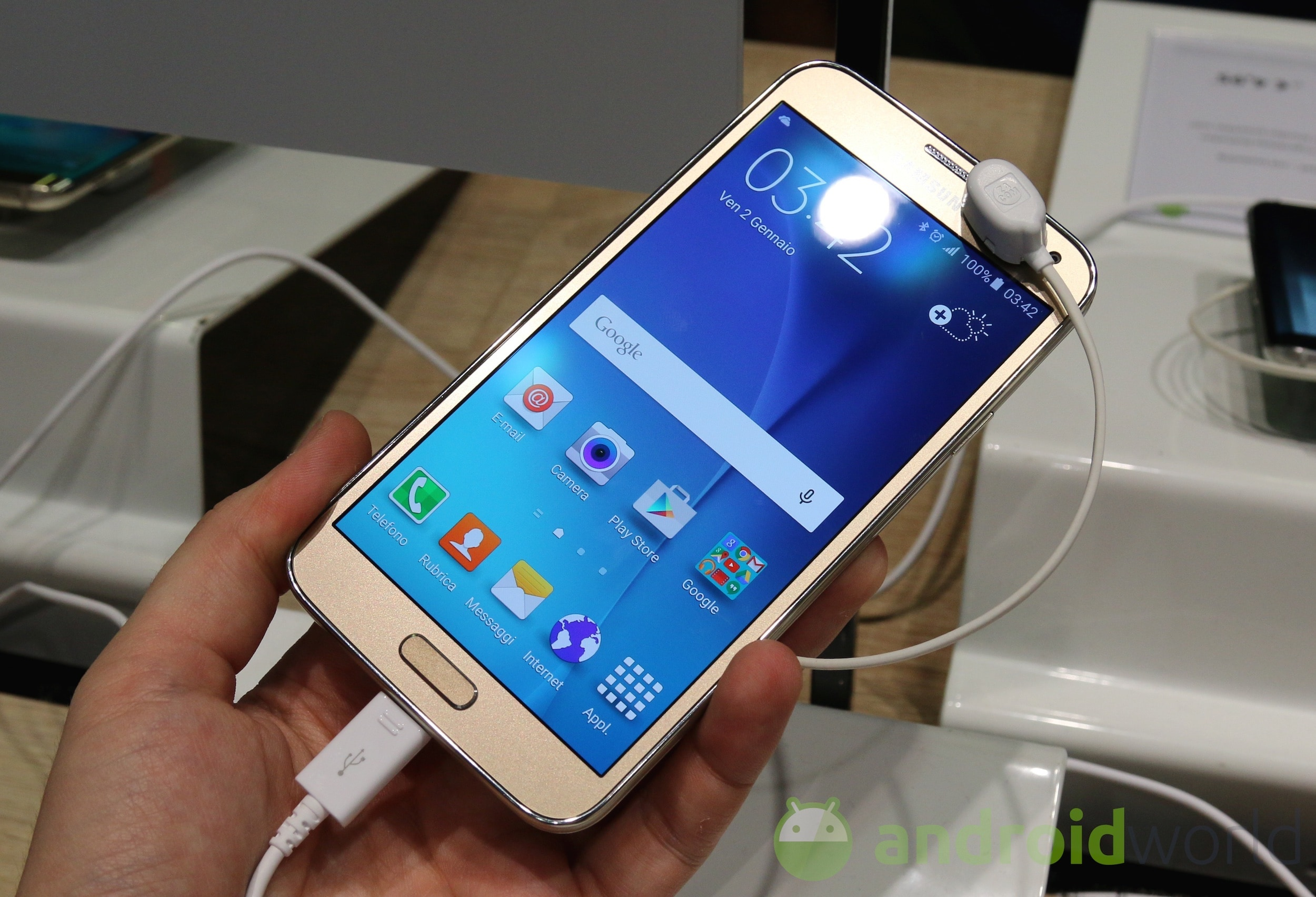Samsung Galaxy S5 Neo Anteprima Ifa 2015 332724