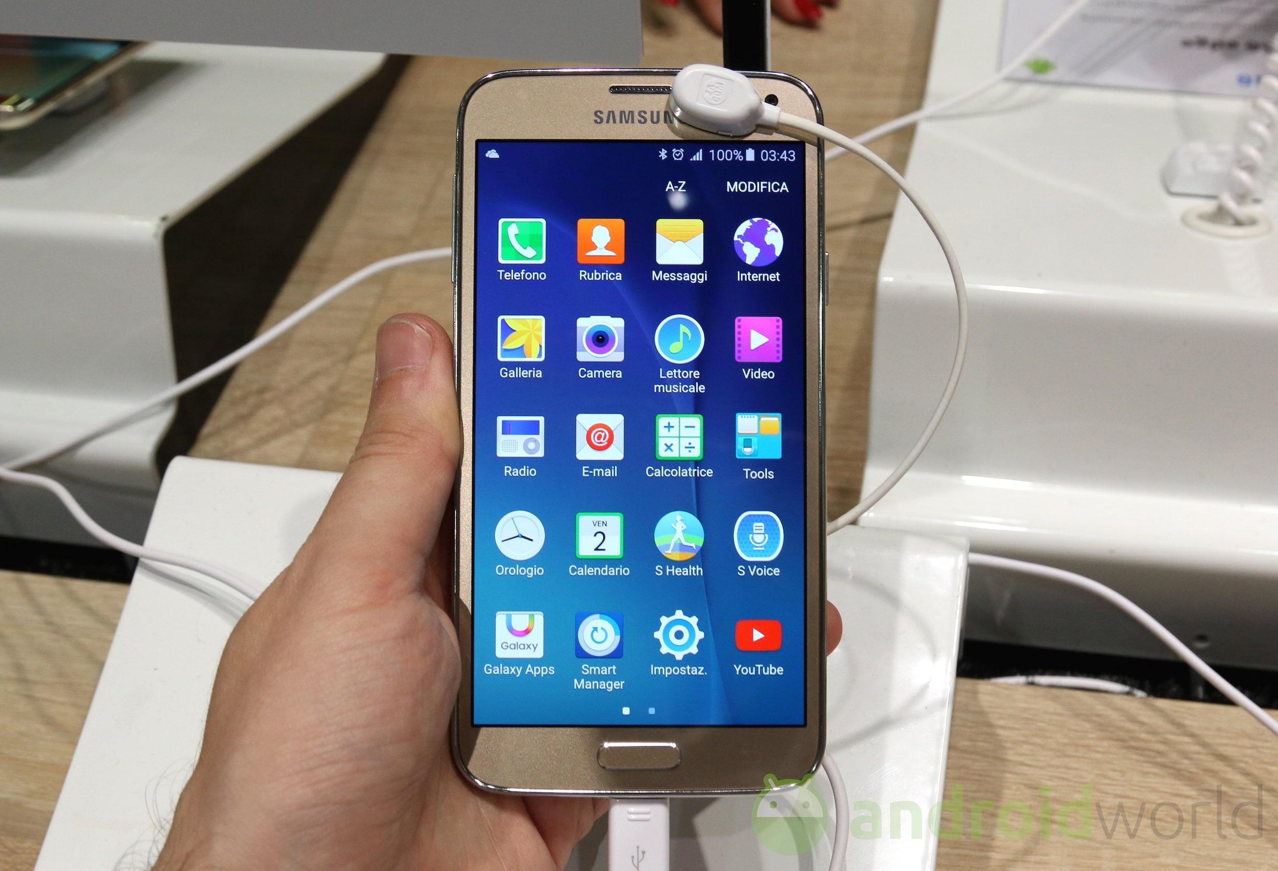 Samsung Galaxy S5 Neo 6 2