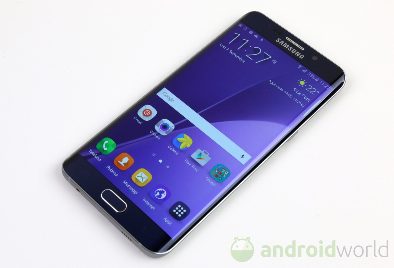 Samsung Galaxy S6 edge+ - 5