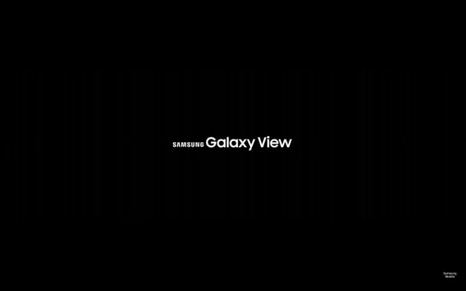 Samsung Galaxy View - 5
