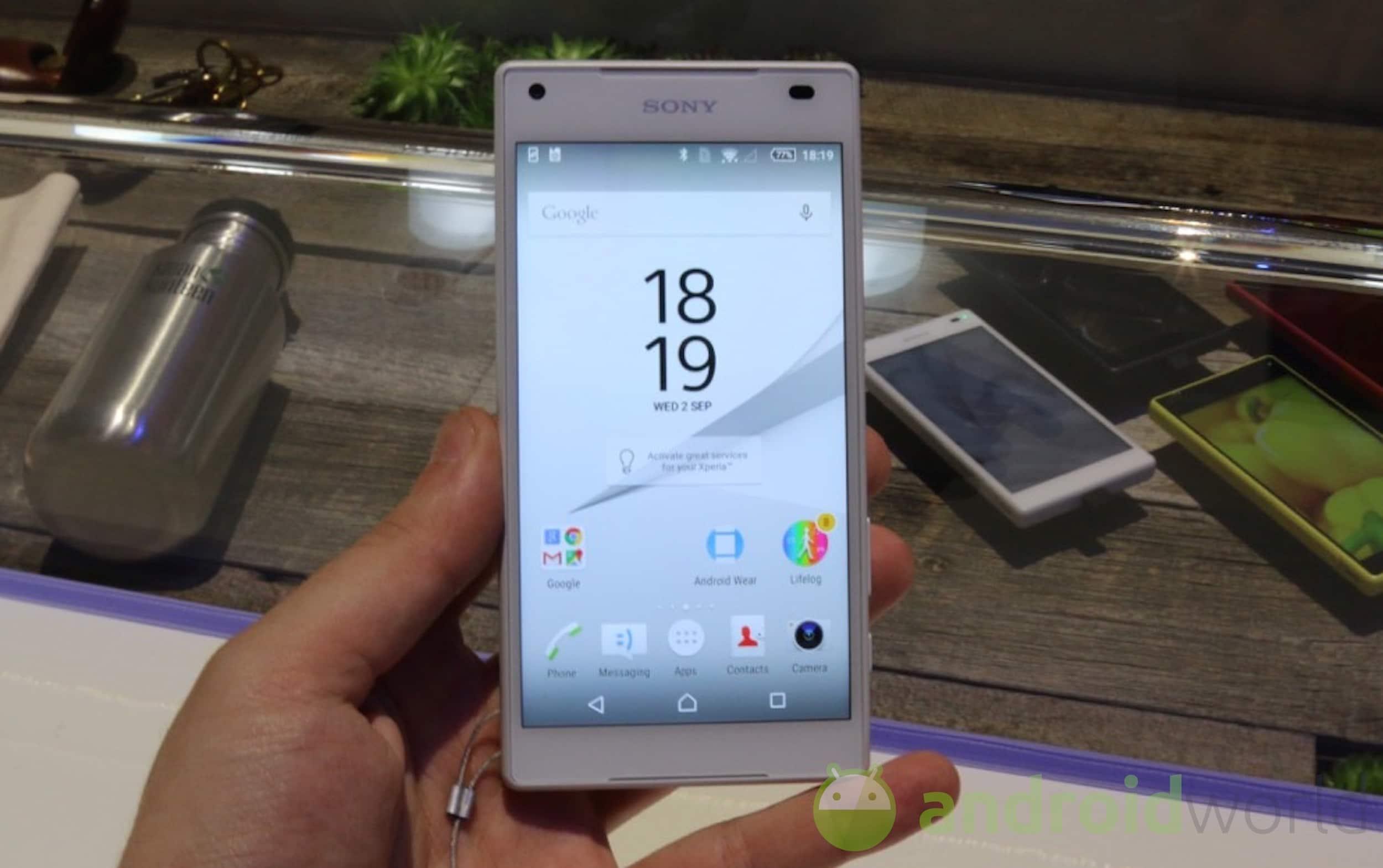 Sony Xperia Z5 Compact 01