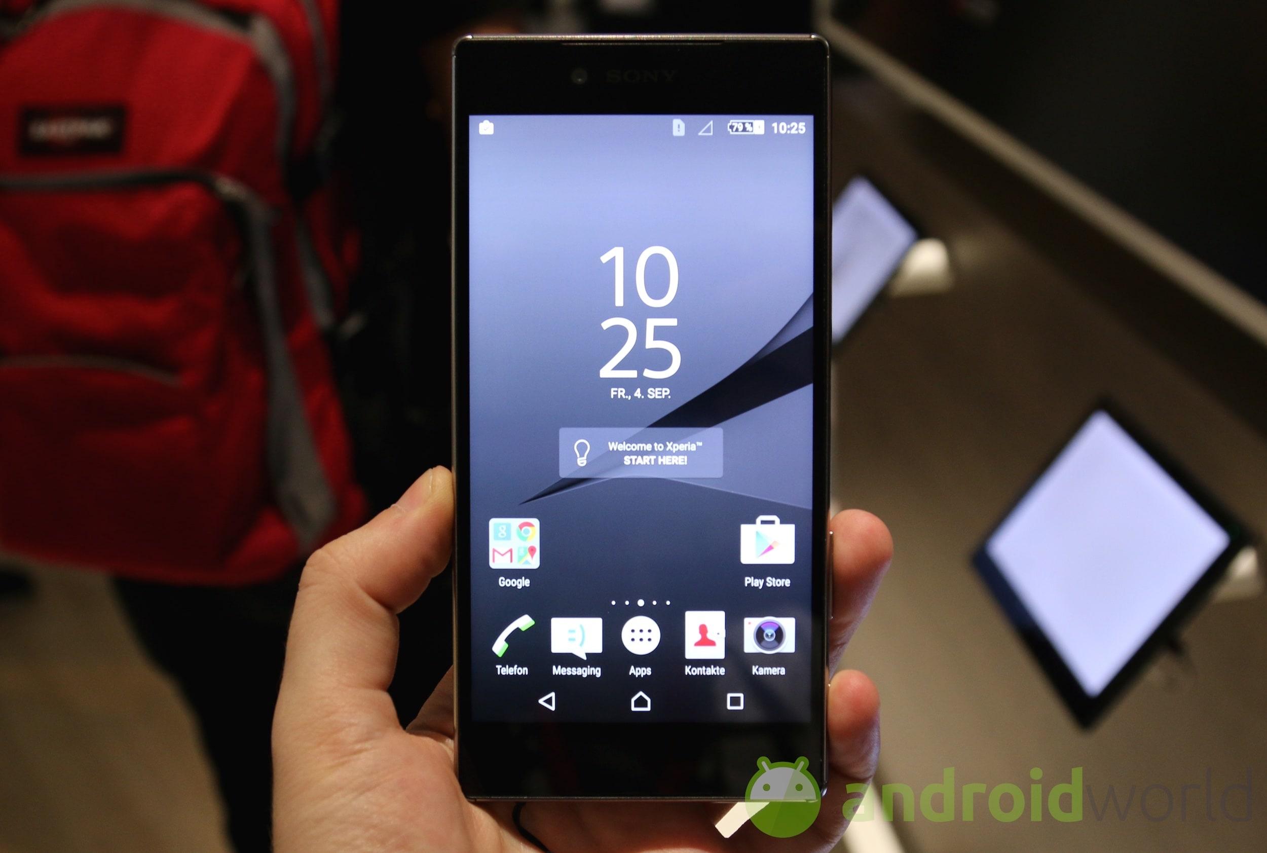 Sony Xperia Z5 Premium bis – 1