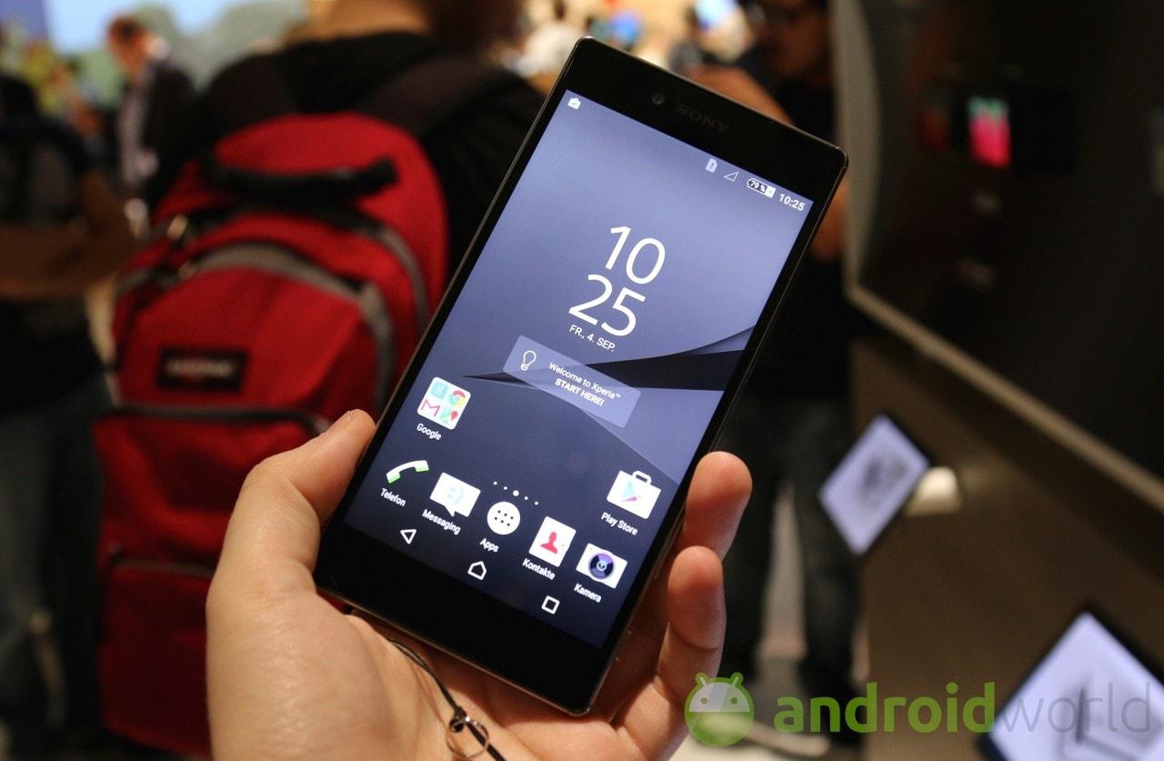 Sony confonde Xperia Z5 Premium con uno Z5 Compact (video)