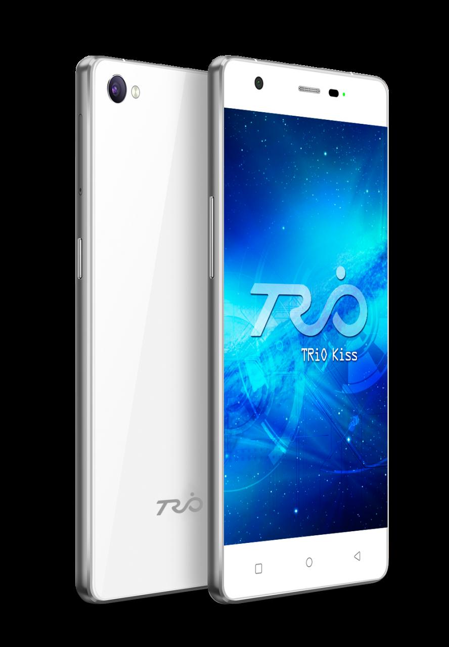 """Tre smartphone che """"spaccano"""", nella ROCK LINE di TRiO"""