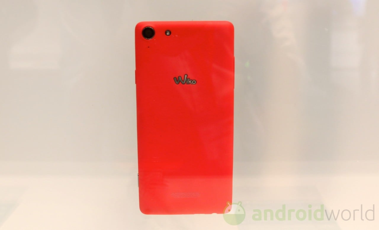 Wiko Selfie 4G - 8