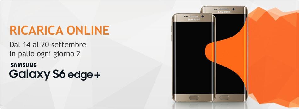 Wind regala 2 Galaxy S6 edge+ al giorno, fino al 20 settembre