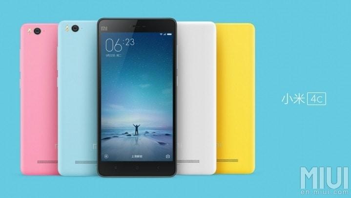 Xiaomi Mi 4c - 1