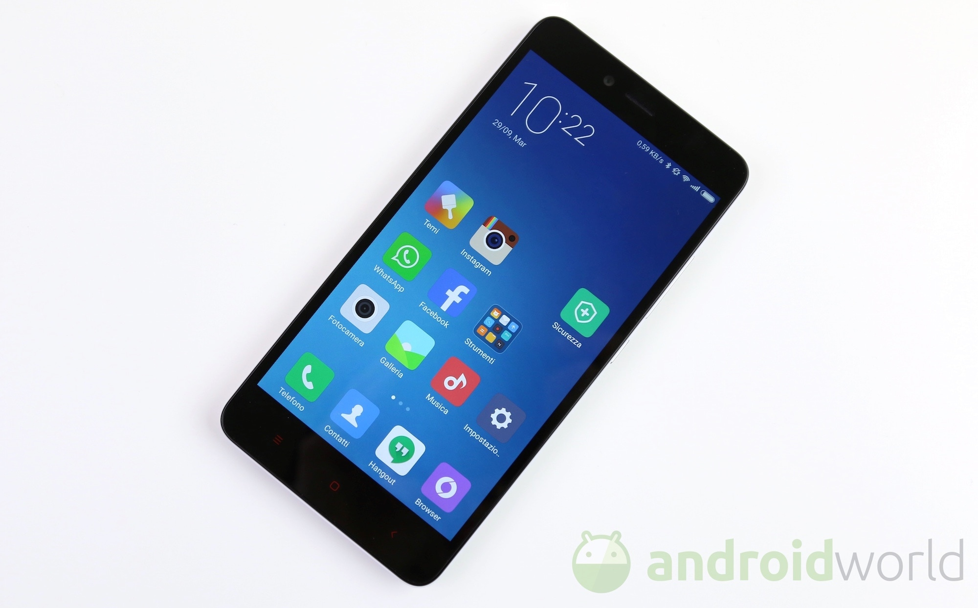xiaomi redmi 2 la recensione foto e video foto 1 di 8