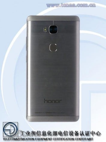 honor 5x tenaa 1