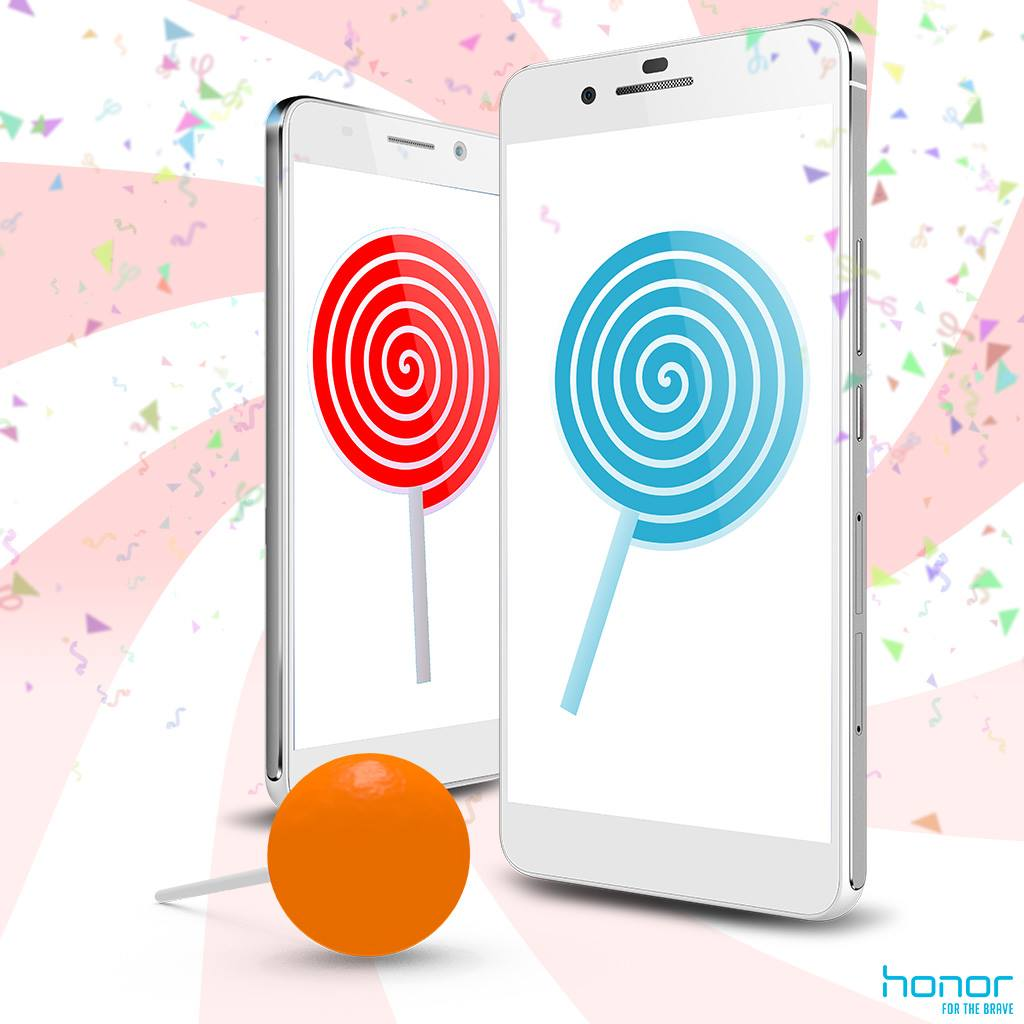 honor 6 6plus android 5.1