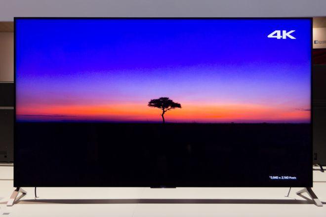 sony presenta una android tv da 75 pollici androidworld