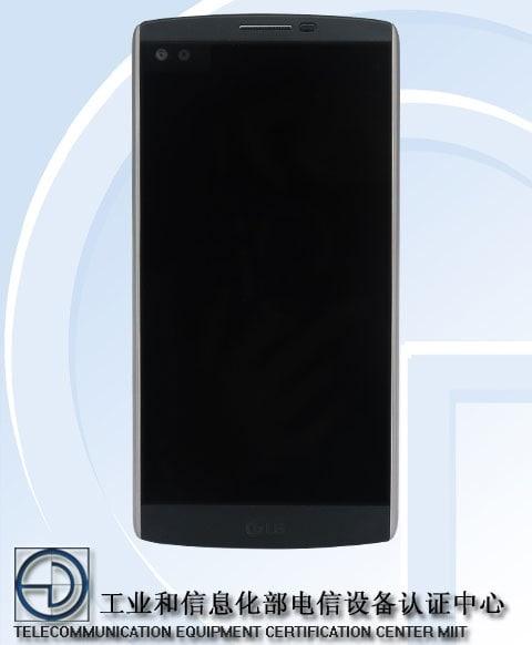 Guardate queste immagini di (forse) LG G4 Note (foto)