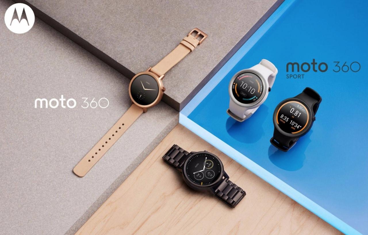Motorola Moto 360 (2015): più stile, più batteria e la stessa banda nera (foto e video)