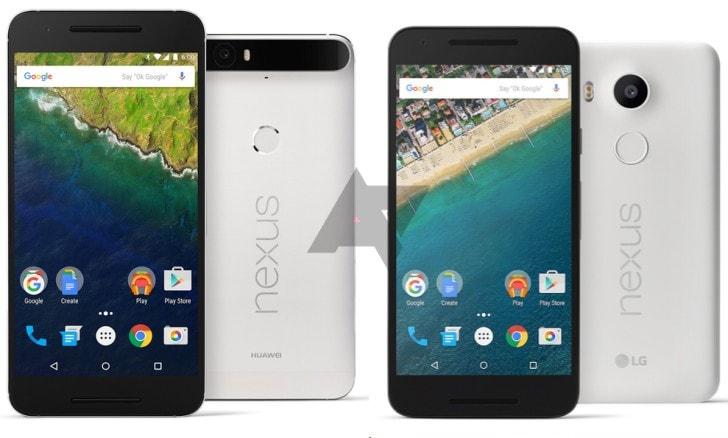 Nexus 5X e Nexus 6P non avranno la ricarica wireless (aggiornato: nemmeno l'OIS)