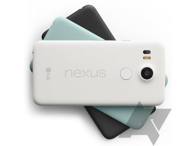 nexus 5x colori