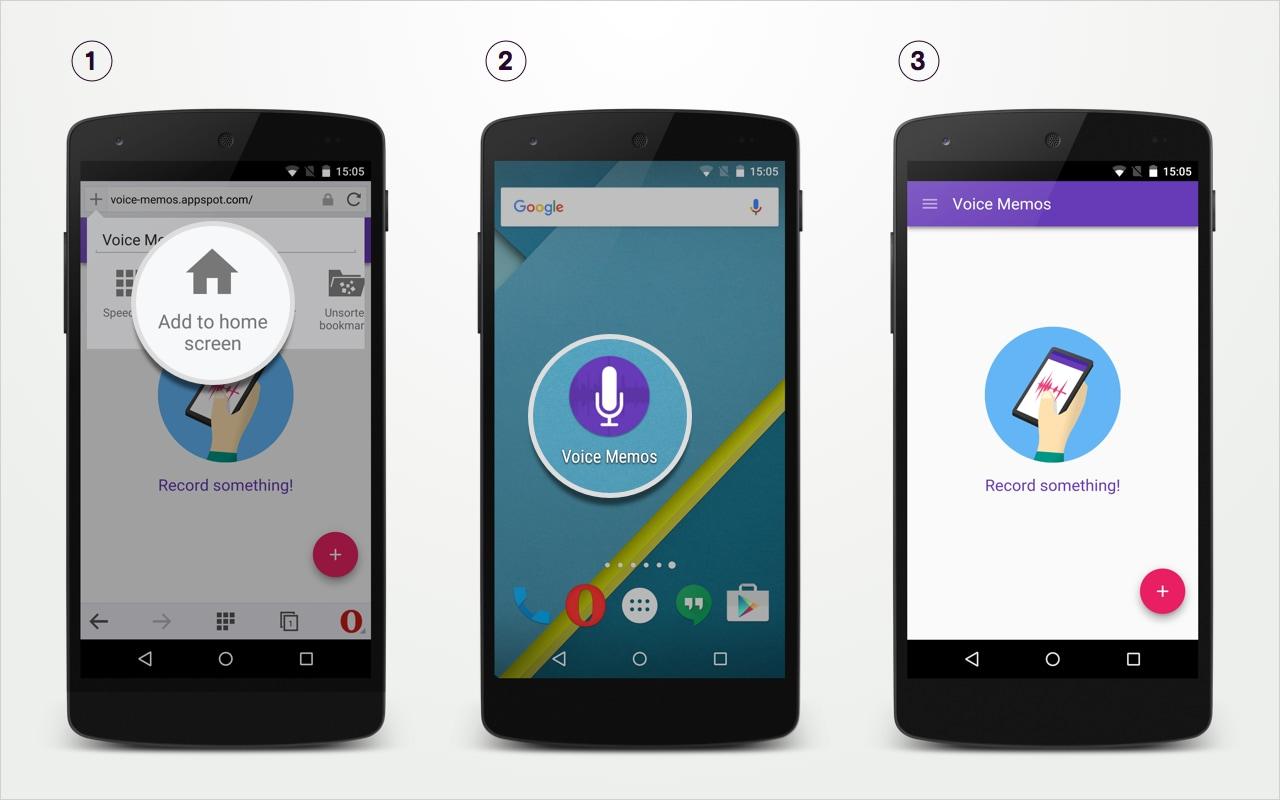 Opera come Chrome trasformerà i siti web in app
