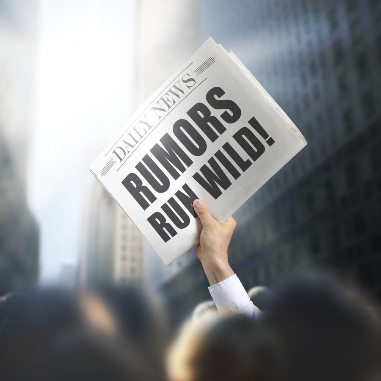 rumor final istock